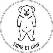 logo tigre et loup