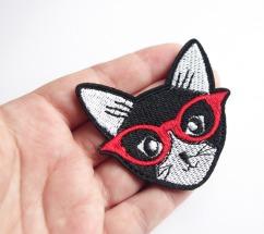 deco-patch-chat-a-lunette-rouge-animal-9237522-patch-chat-noir04f8-d528c_570x0