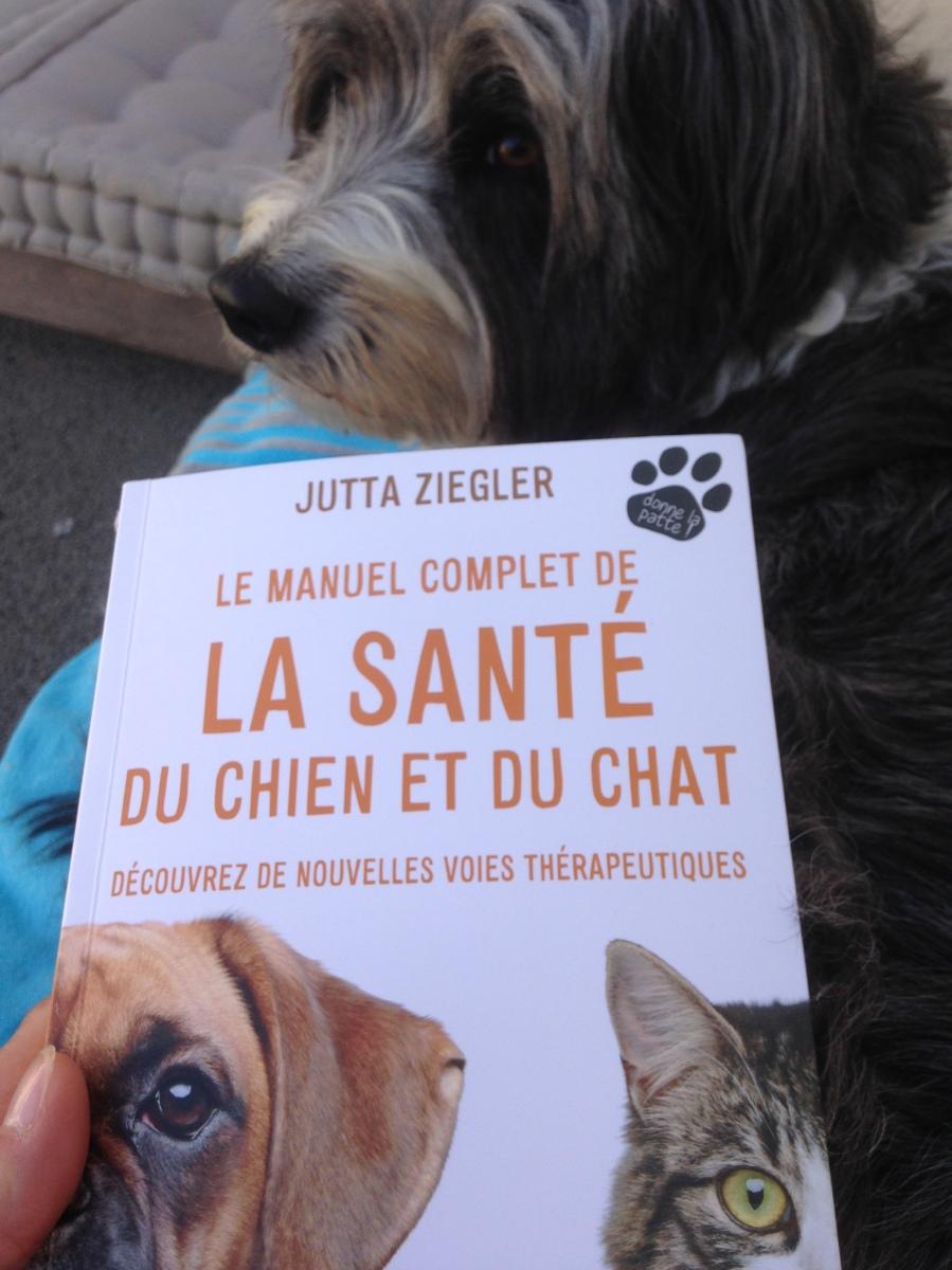 Le manuel complet de la santé du chien et du chat, découvrez de nouvelles voies thérapeutiques