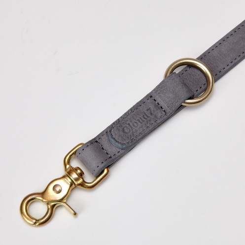 05 12 C7 Dog Leash Tiergarten Taupe Detail2 SCREEN